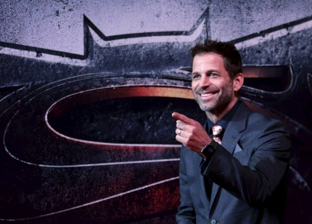 Zack Snyder: It Would Be 'Unfair' To Take Over Justice League Again
