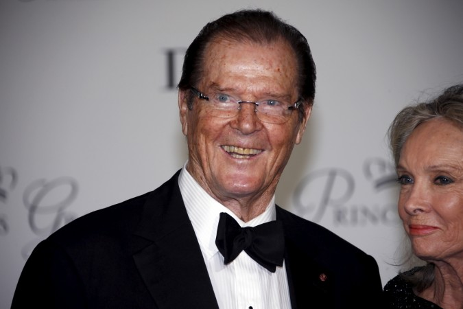 Former James Bond actor Sir Roger Moore dies after cancer battle
