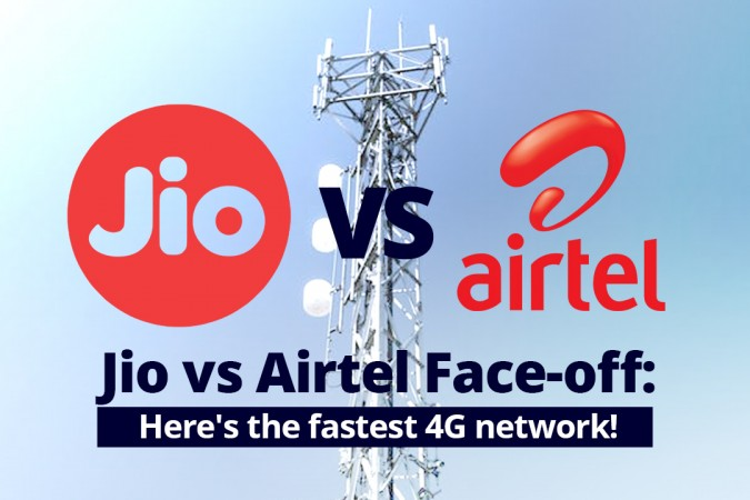 Bharti Airtel vs Reliance Jio
