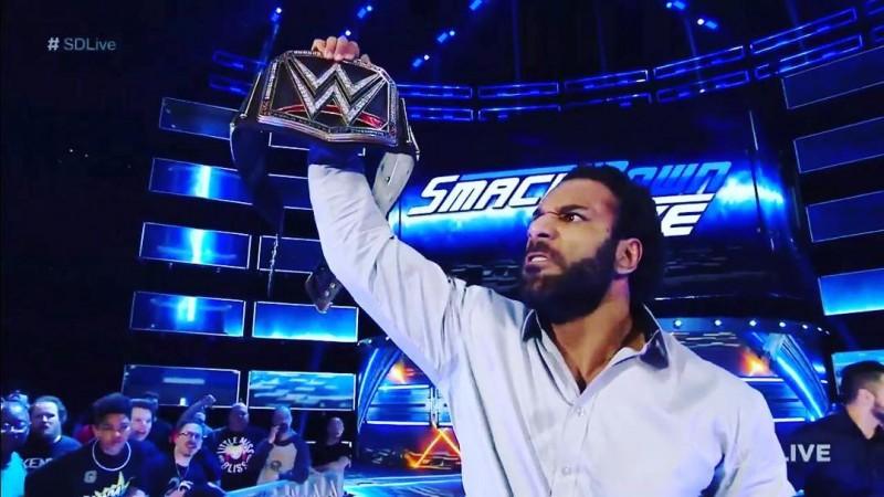 Jinder Mahal, WWE
