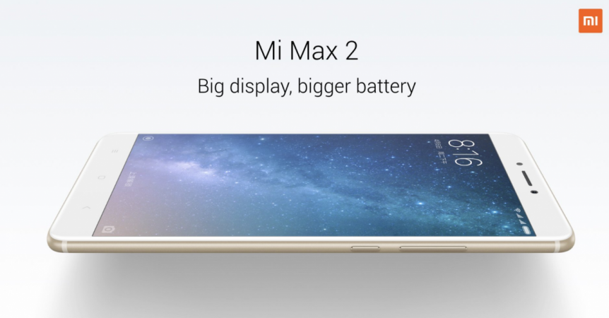 Xiaomi Mi Max 2 launched in India, price, specifications, all you need to know