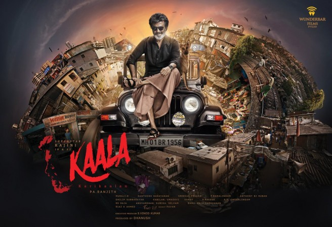 Rajinikanth's next movie is titled Kaala