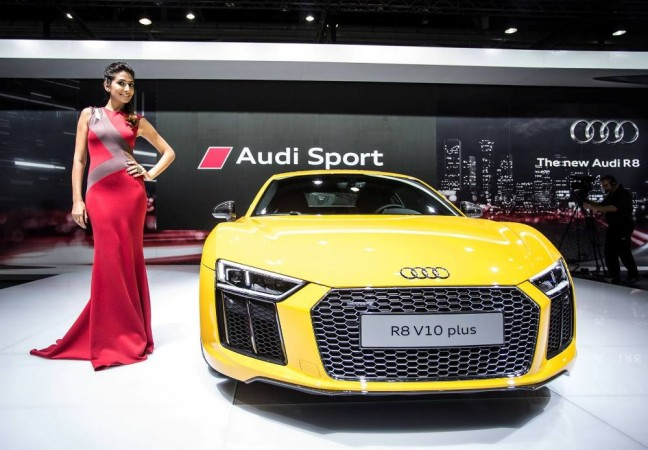 Audi Volkswagen Skoda To Opt Out Of Auto Expo 2018