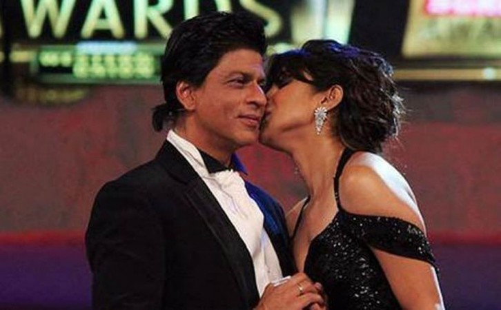 Priyanka Chopra referred to Shah Rukh Khan as her ex?