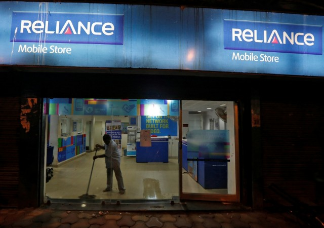 Reliance Communications spurts 16% as NCLT admits merger petition