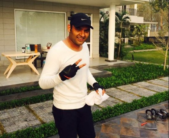 Wowza! Old friend Chandan Prabhakar REUNITES with Kapil Sharma