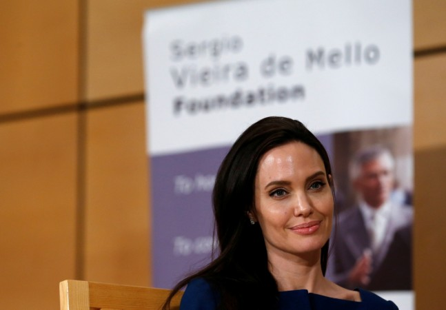 Angelina Jolie Gets Emotional While Talking About Split With Brad Pitt