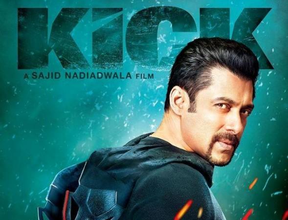 Salman Khan and Jacqueline Fernandez in ABCD 3
