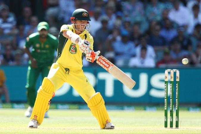 David Warner, Australia, New Zealand, Champions Trophy 2017, ICC