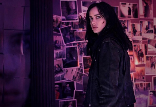 Jessica Jones Heads to Jail in New Season 2 Photos