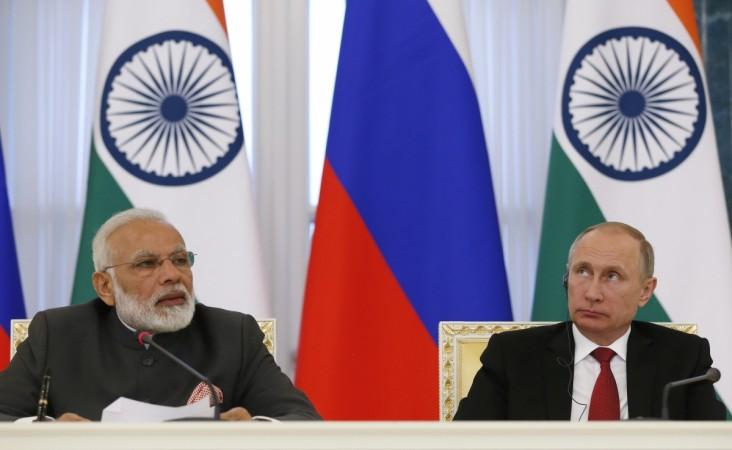 PM addresses Plenary Session of St. Petersburg International Economic Forum