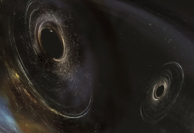 Synopsis: LIGO Picks Up on the Third Ring