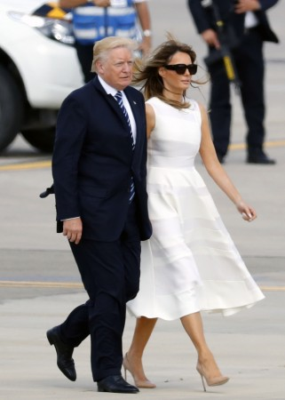 Melania Trump Gets Back At Designers Who Refused To Dress