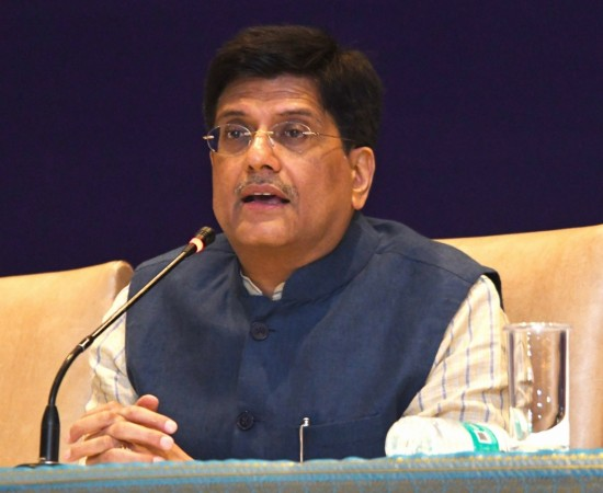 Image result for Railway and Coal minister Piyush Goyal