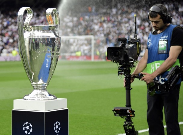 uefa champions league times