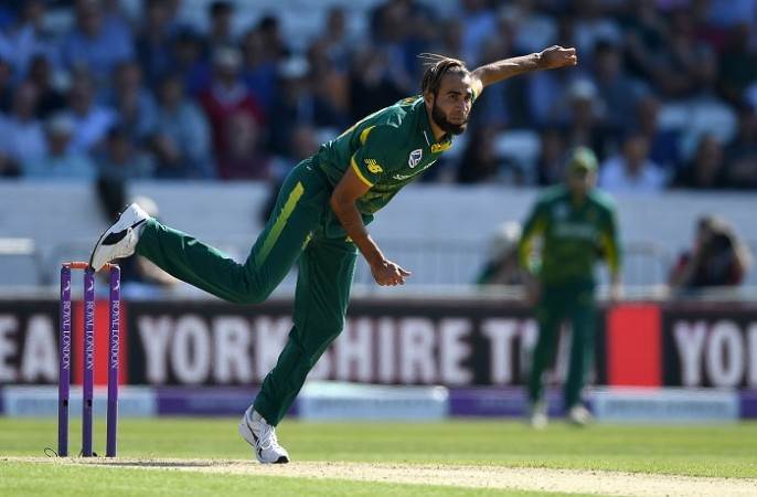 Imran Tahir 'verbally and racially abused' by Indian fan in 4th ODI
