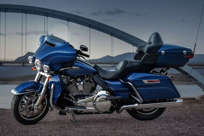 Harley-Davidson recalls 57000 motorcycles over oil-line failures