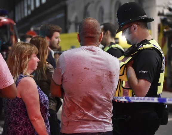 Timeline: How events unfolded in London's latest attack