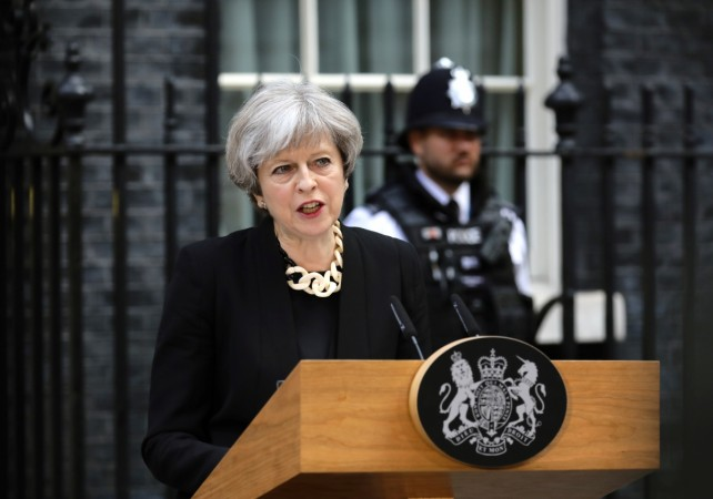 United Kingdom election: Hung Parliament as Theresa May fails to gain majority