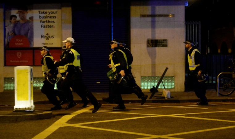 United Kingdom  arrests three as footage of London Bridge attack appears online