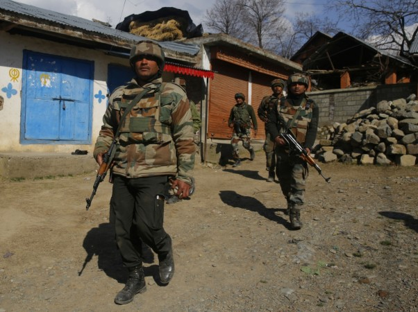 Three Lashkar militants killed in Handwara gunfight