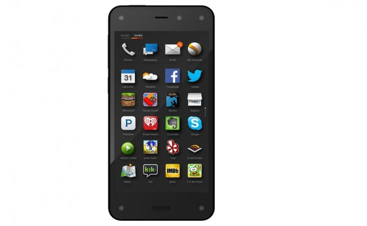 Amazon could fight Fire Phone failure with new 'Ice' devices