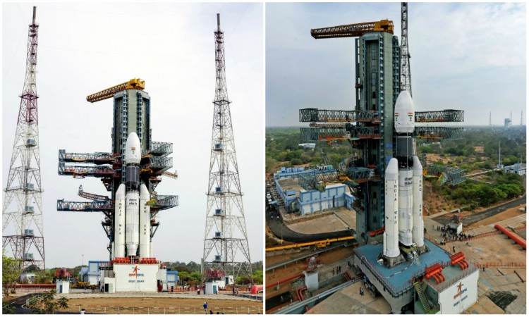 Isro plans landing near moon's south pole with Chandrayaan-2