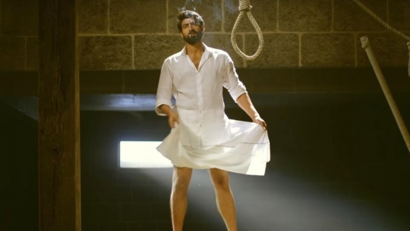 Rana Daggubati Looks Energetic In Nene Raju Nene Mantri Theatrical Trailer