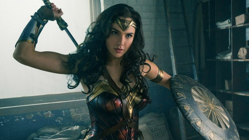 The best scene in 'Wonder Woman' nearly wasn't in the movie