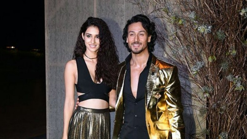 Has Tiger Shroff shaved off his head?