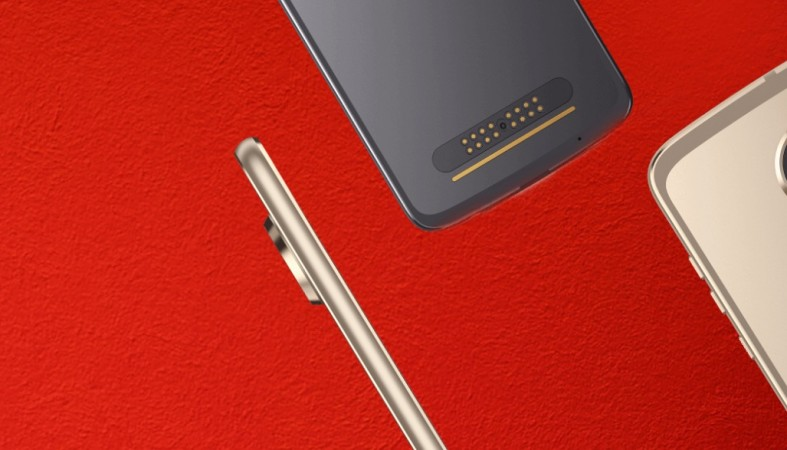 Moto Z2 Play as seen in Motorola India's website