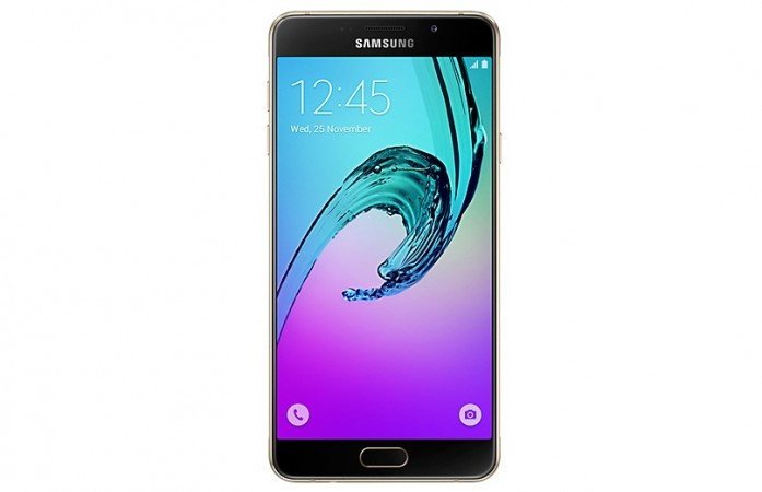 Samsung Galaxy A5 (2017) as seen on the company's website