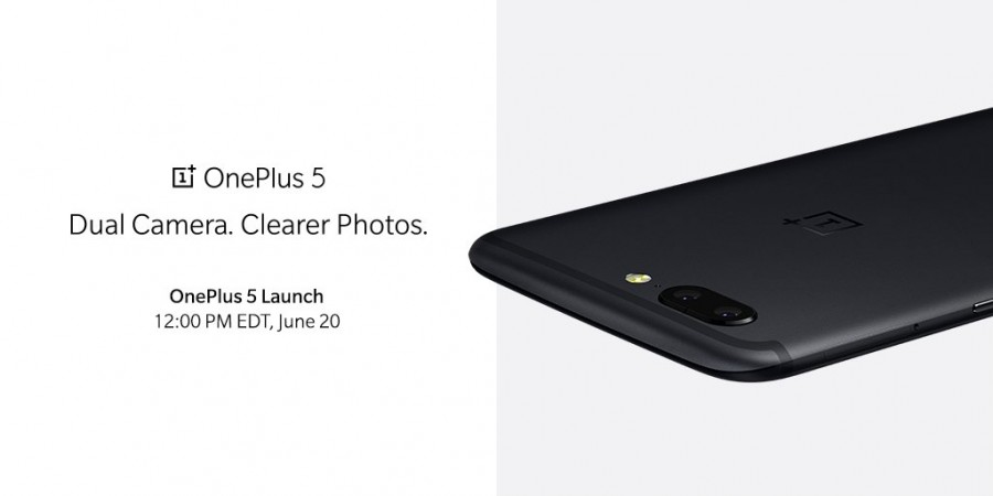 OnePlus 5 To Launch In India On June 22