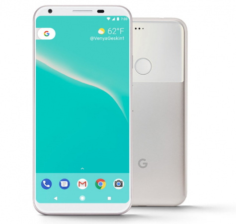 Google Pixel XL 2 appears on GFXBench: Key specifications revealed