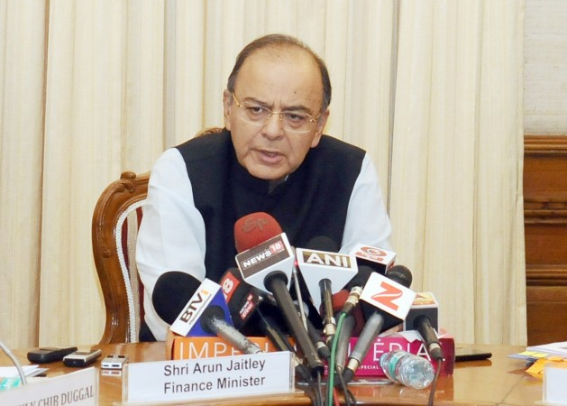 India's April-October fiscal deficit at 96% of full year's target