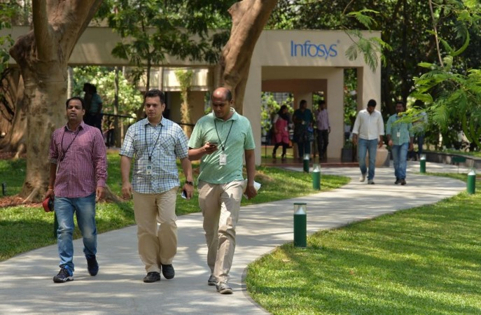 Infosys appoints new global heads for RCL, manufacturing