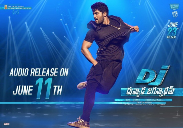 Allu Arjun turns emotional and delivers stunning speech at DJ audio launch