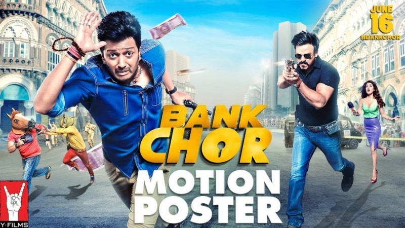 Here's SRK's reaction to Bank Chor stealing Jab Harry Met Sejal Poster