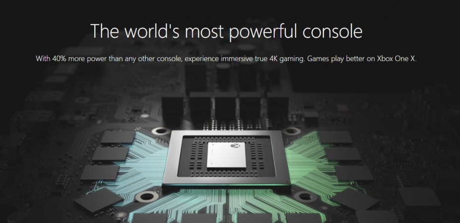 Microsoft, Xbox One X, price, specifications, Scorpio engine,features special offers, Backward compatibility