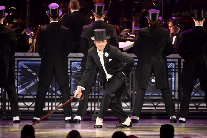 Politically charged speeches at Tony Awards