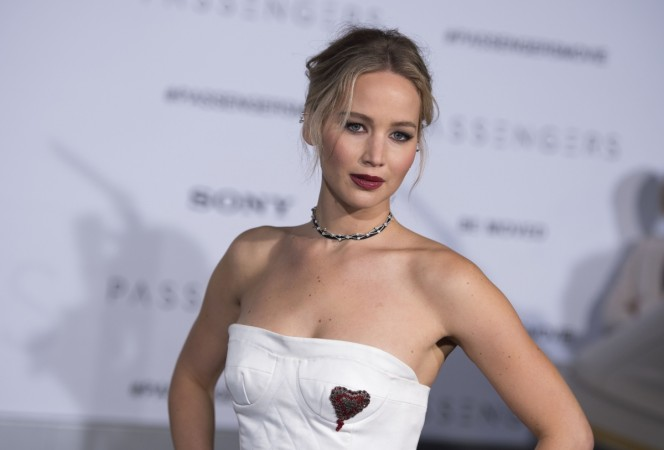 Jennifer Lawrence safe after private jet forced to make emergency landing