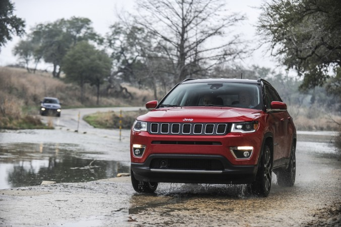 Jeep Compass bookings commenced
