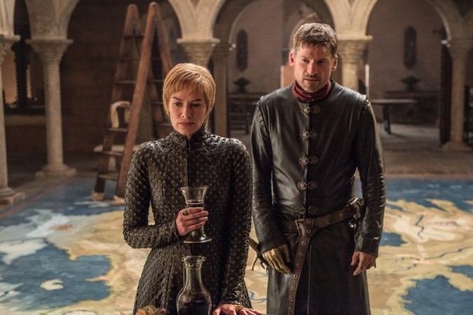 'Game Of Thrones' Stars Discuss This Week's Big Reunion