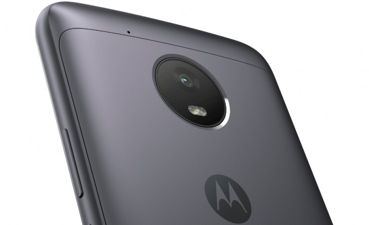 Moto E5 image leaked, reveals rear mounted fingerprint scanner