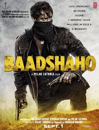 Ajay Devgn in Baadshaho