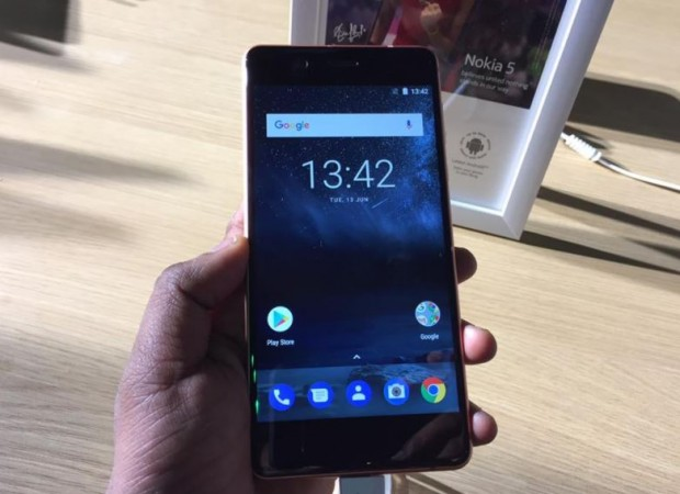 Nokia 5, first impression, price, India,launch
