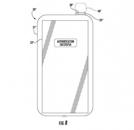 Apple iPhone patent