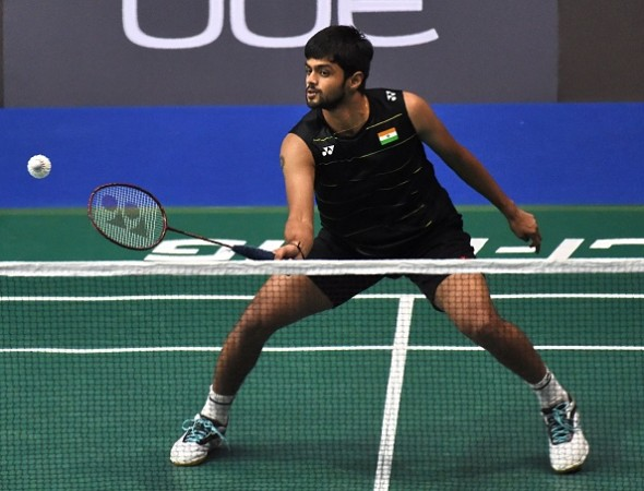 HS Prannoy advances, B. Sai Praneeth bows out of Indonesia Open