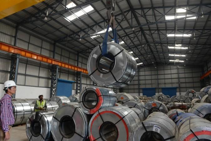 steel production in india, steel production japan, steel exports by india, steel imports by india, india news, steel, tata steel, factory, iip, indian economy, gdp
