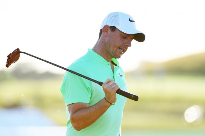 Rory McIlroy, US Open, golf, leaderboard, first round